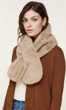 Load image into Gallery viewer, Soia & Kyo Taliana  Faux-Fur Scarf