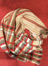 Load image into Gallery viewer, La Fée Maraboutée Taupe Scarf