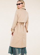 Load image into Gallery viewer, Just Female Rhye Trench Coat