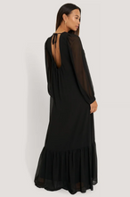 Load image into Gallery viewer, Na-kd Deep Back Maxi Dress