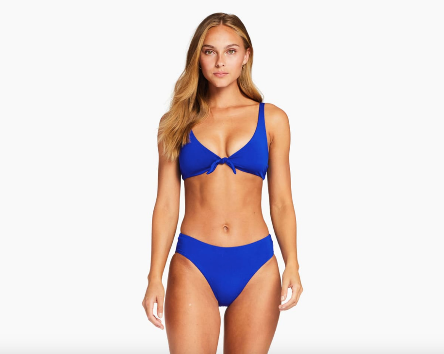 Vitamin A Blue Lou Top