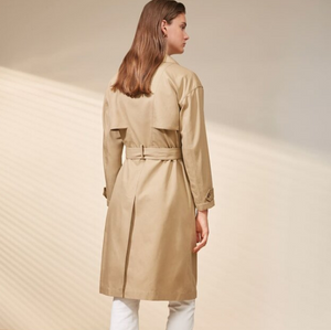 Suncoo Eddy Trench Coat