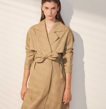 Load image into Gallery viewer, Suncoo Eddy Trench Coat
