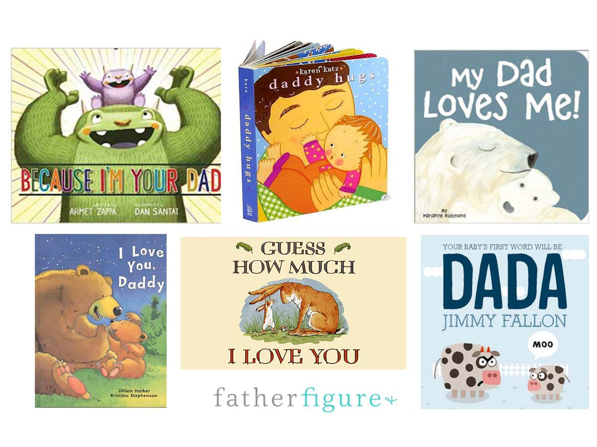 8530354d The 6 Best Baby Book Gifts For Dads - Father Figure
