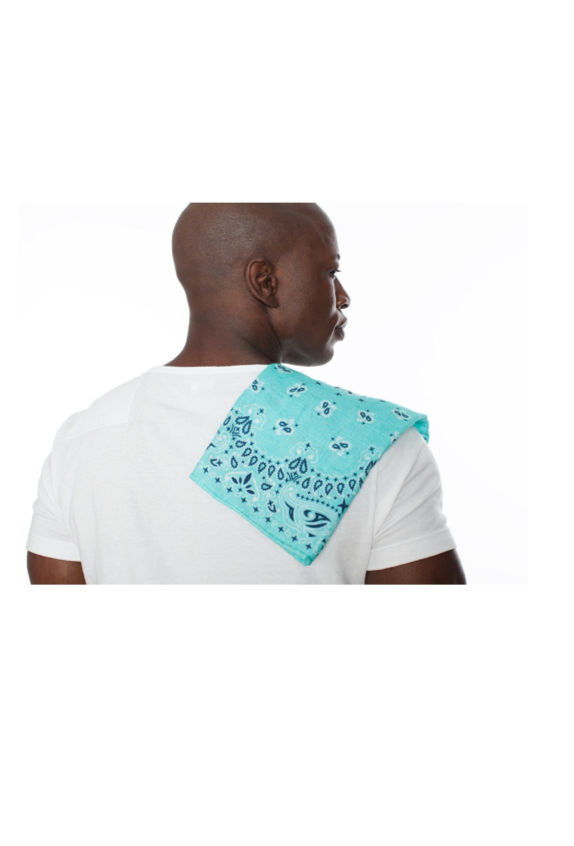 Bandana Burp Rag Set