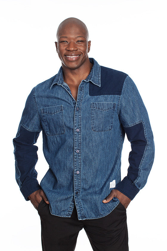 Booker Denim Shirt