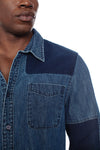 Father Figure Booker Denim Shirt for new dads