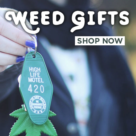 weed gifts cannabis stoner gift