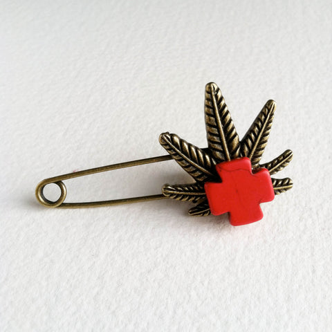 weed pin medical marijuana