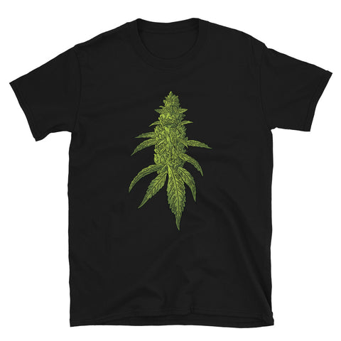 Big Dank Weed Bud T Shirt