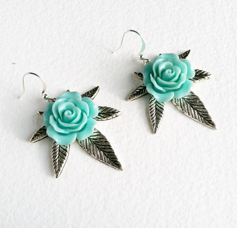 weed jewelry earring