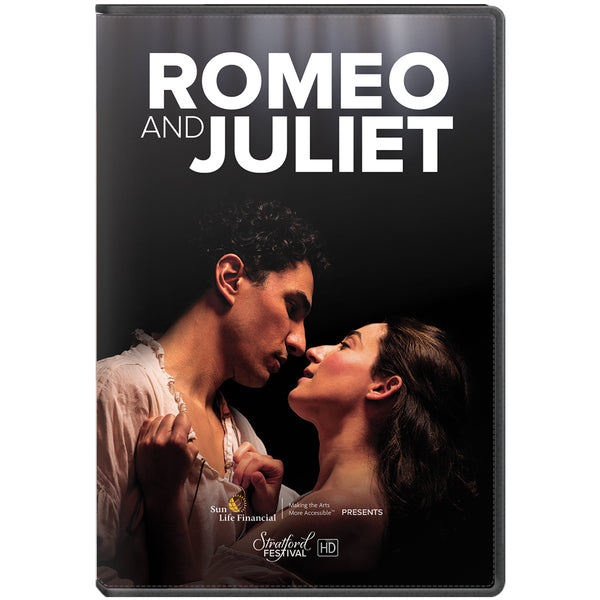 Romeo & Juliet - 2018 - DVD/Blu-Ray