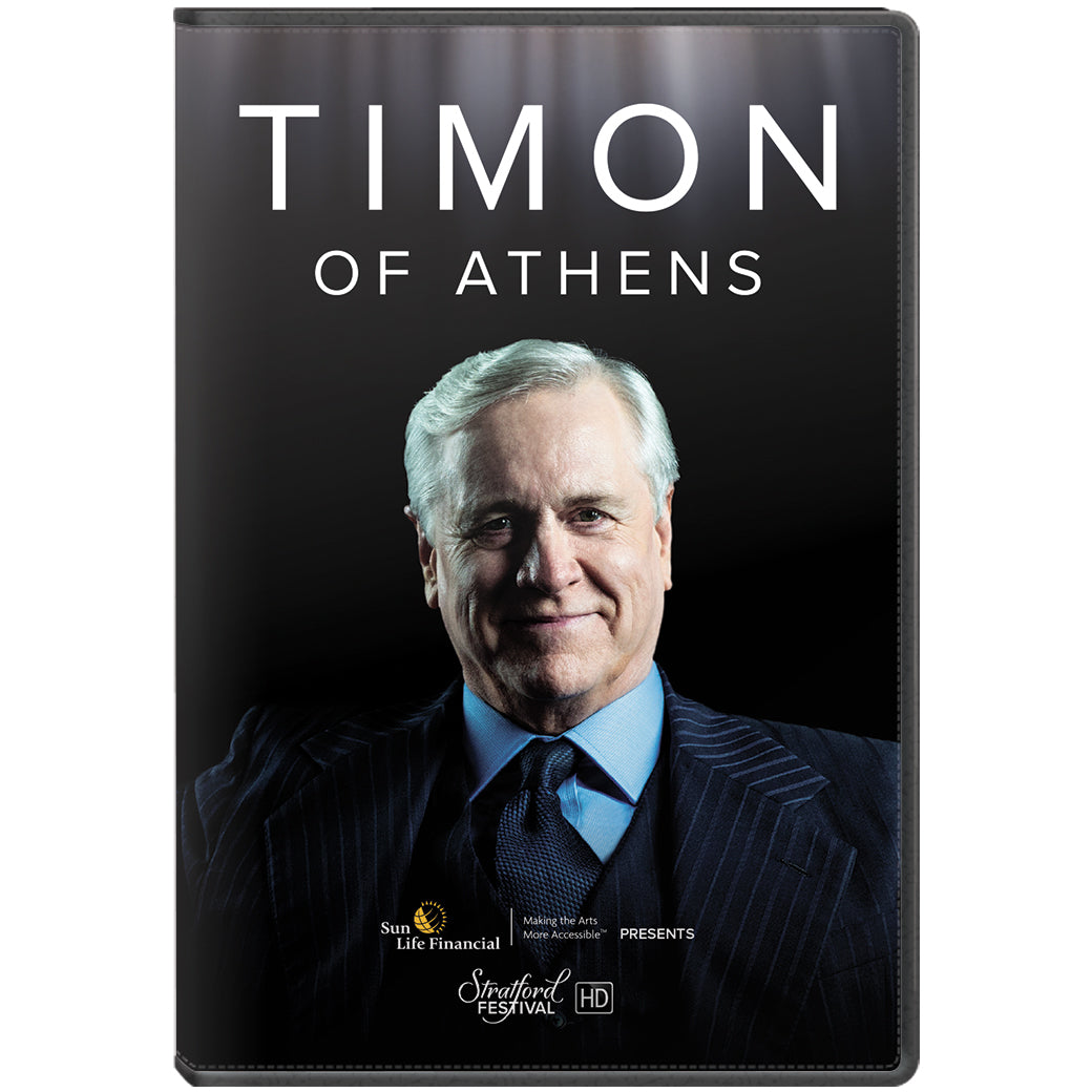 Timon of Athens - 2018 - DVD/Blu-Ray