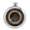 William Shakespeare Flask with Porthole