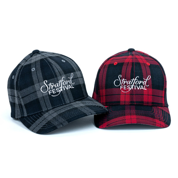 Buffalo Plaid Hat | Stratford Festival Shop