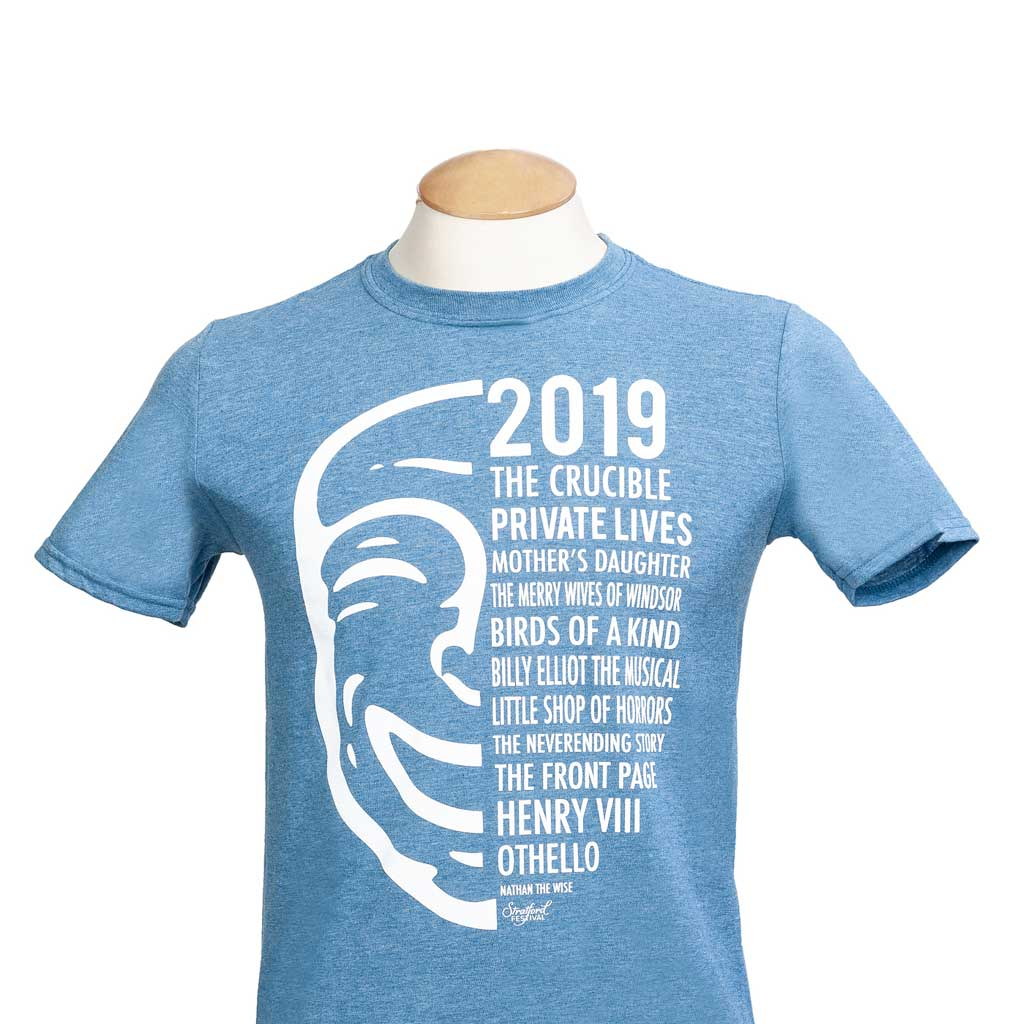 2019 Season Playbill Unisex Tee