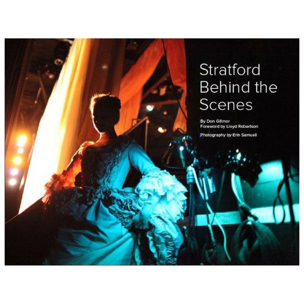 Stratford Behind the Scenes