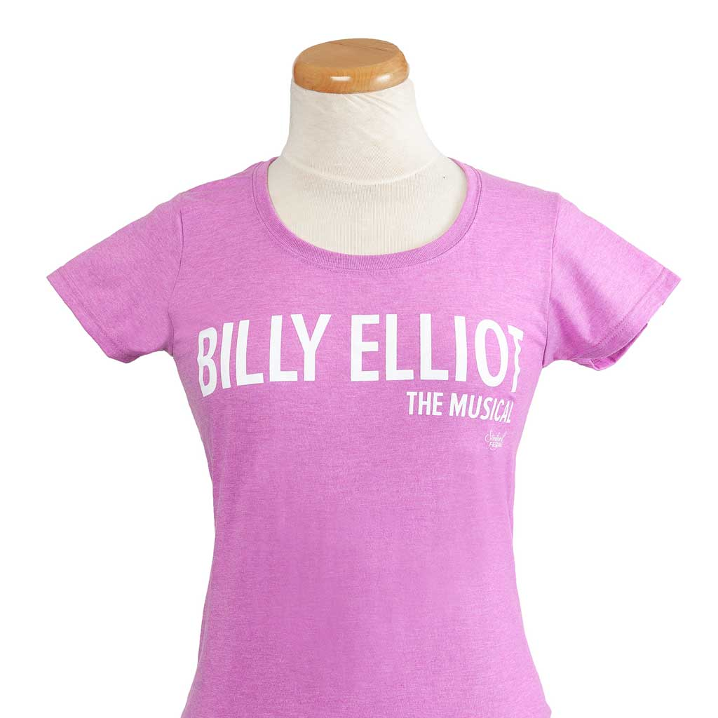 Billy Elliot The Musical Ladies Tee