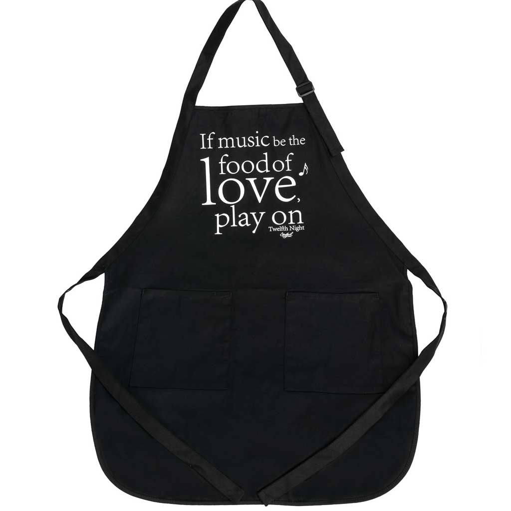 Food of Love Apron