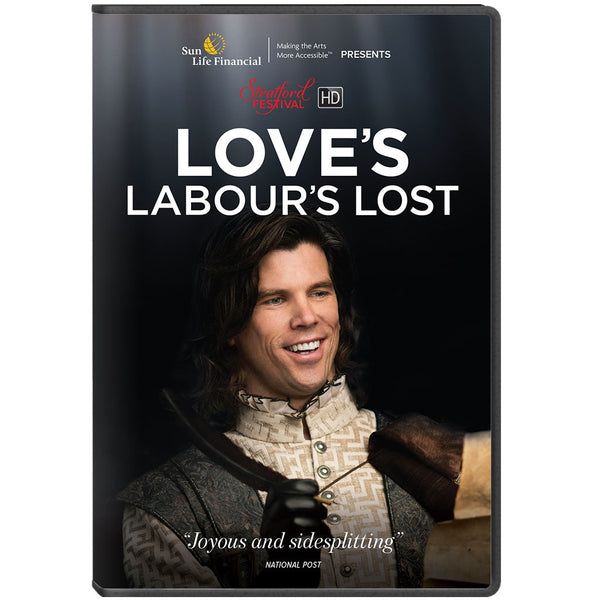Love's Labour's Lost - 2017 - DVD/Blu-Ray [Pre-Order]