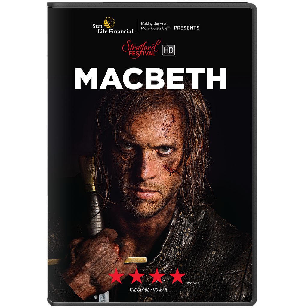 Stratford Festival HD - Macbeth (2017) - DVD