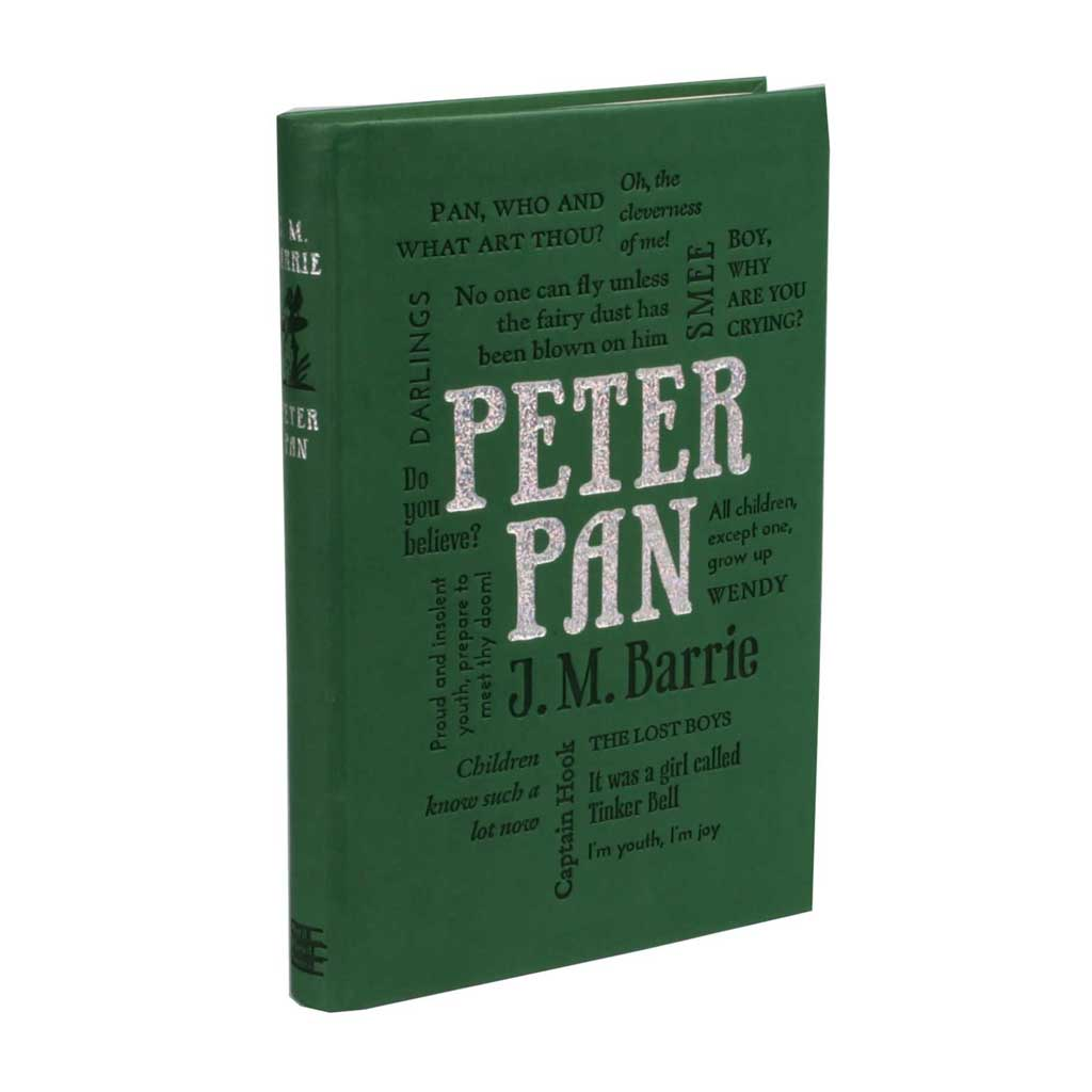 Peter Pan (Word Cloud Classics)