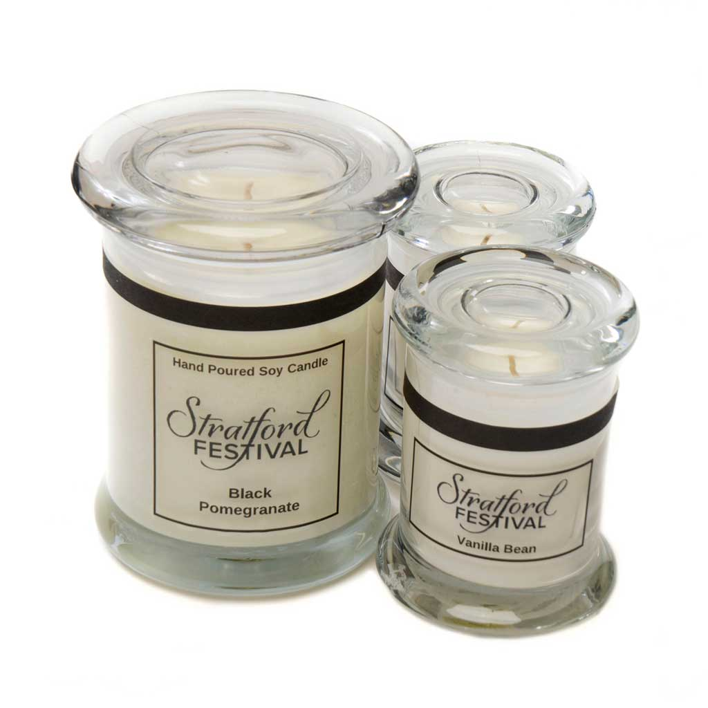 Stratford Festival Soy Candles