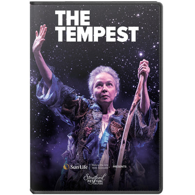 PRE-ORDER The Tempest - 2019 - DVD/Blu-Ray