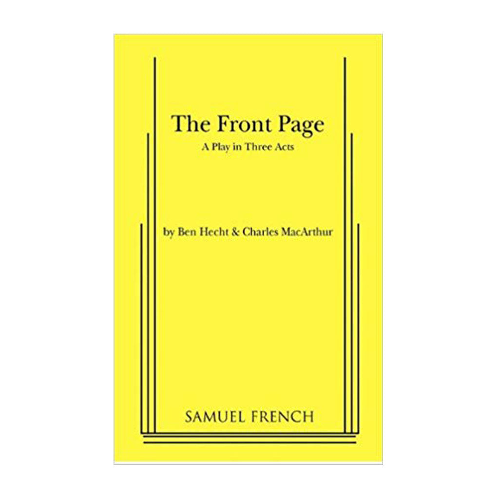 The Front Page (Script)