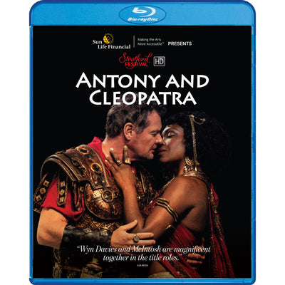 Stratford Festival HD  - Antony and Cleopatra (2015) - Blu-Ray