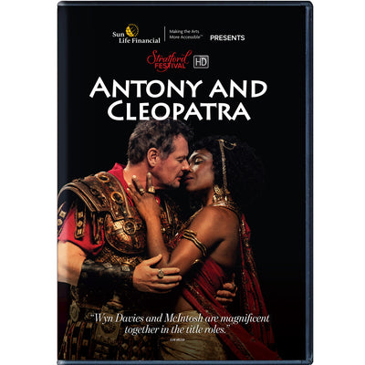 Stratford Festival HD 2015 Film Series - 3-Pack Set (A&C, King John, & King Lear)