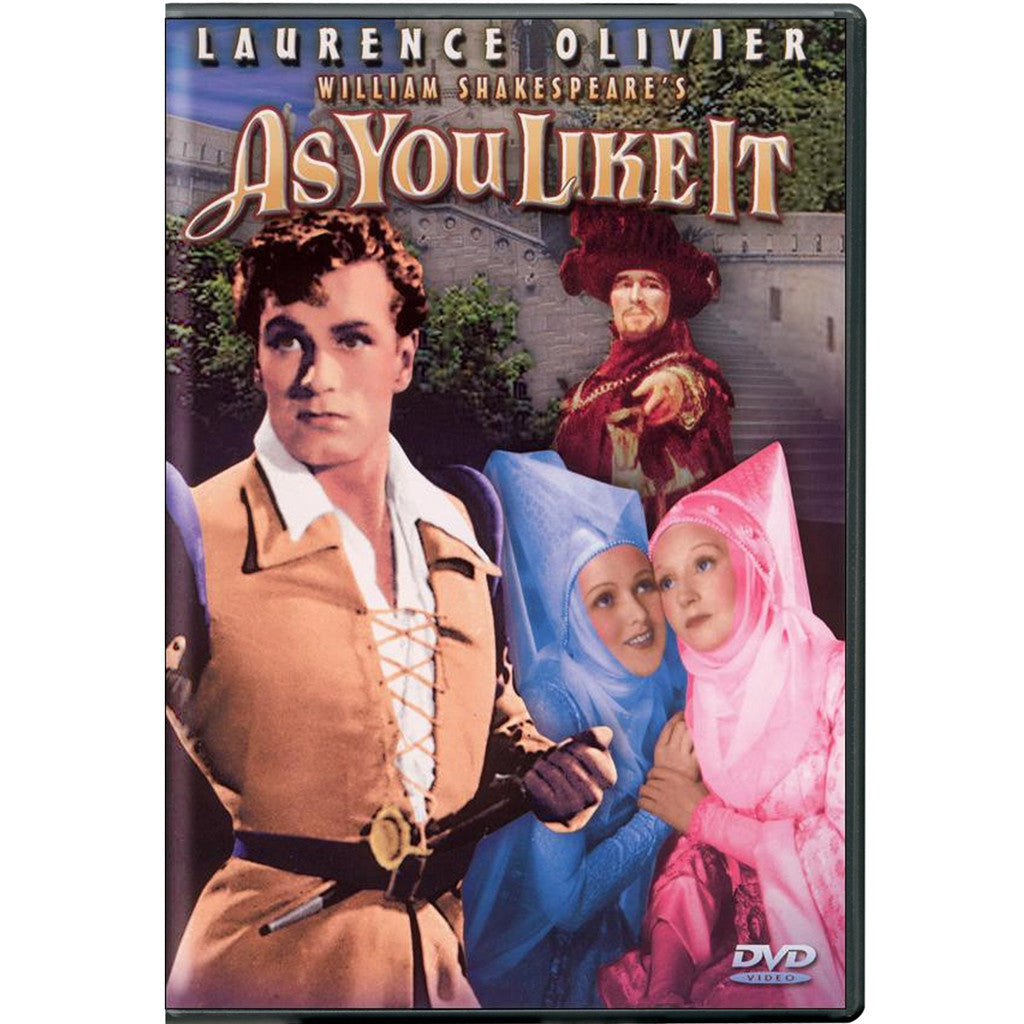 As You Like It - 1963 - DVD