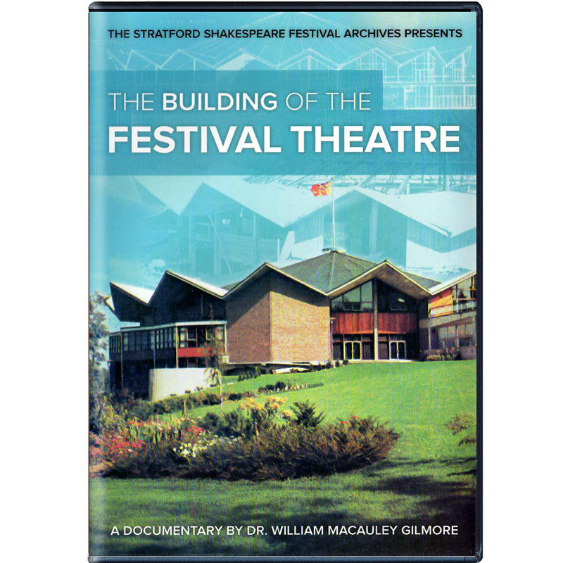 Building of the Festival Theatre - 2010 - DVD