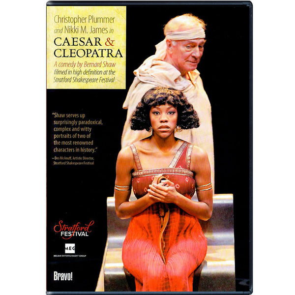 Caesar and Cleopatra - 2008 - DVD