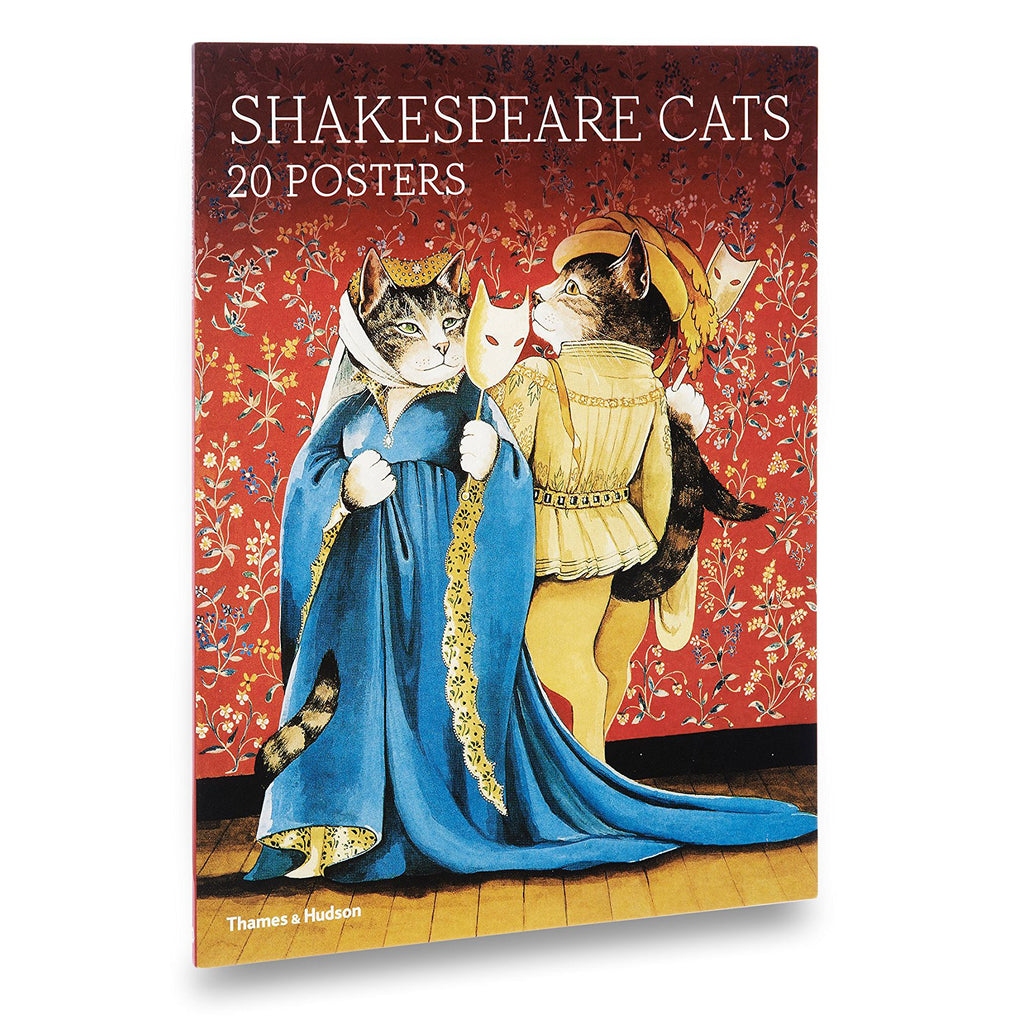 Shakespeare Cats - 20 Posters