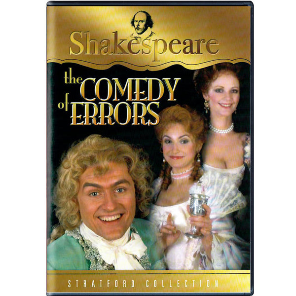 Comedy Of Errors - 1989 - DVD