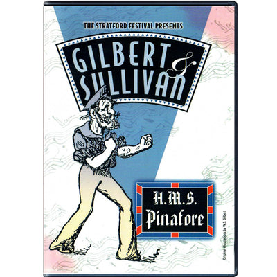 HMS Pinafore - 1981 - DVD
