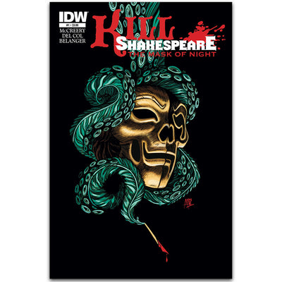 Kill Shakespeare Series
