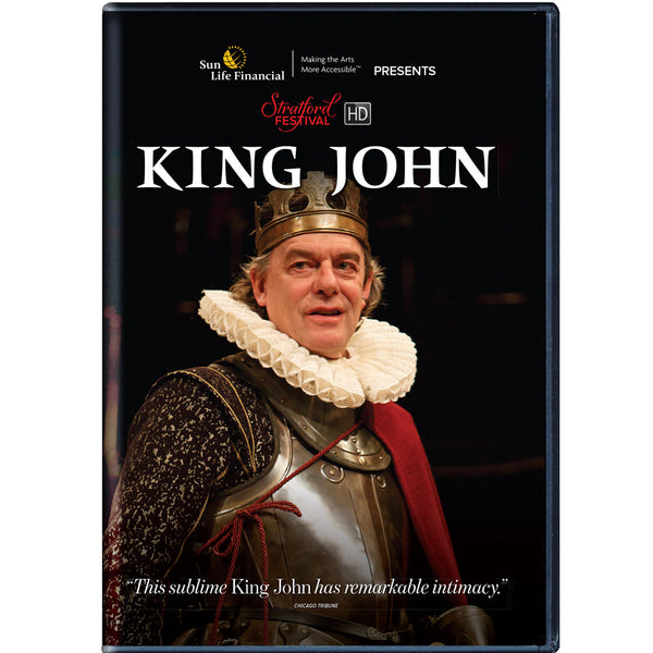 King John - 2014 - DVD/Blu-Ray