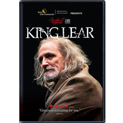 King Lear - 2015 - DVD/Blu-Ray