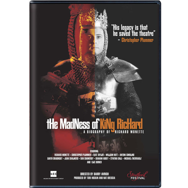 Madness of King Richard - DVD