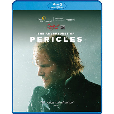 The Adventures of Pericles Blu-Ray