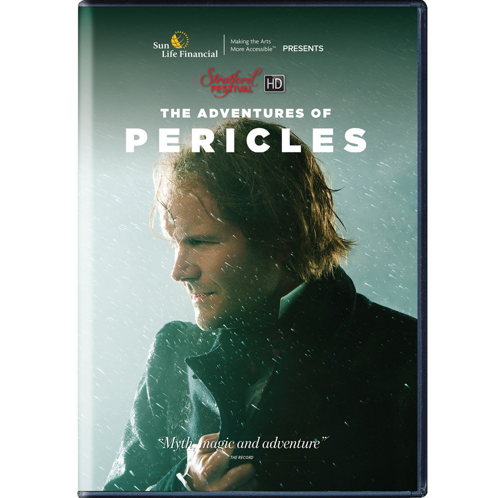 The Adventures of Pericles DVD Front Cover