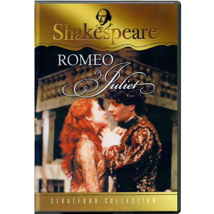 Romeo and Juliet - 1993 - DVD