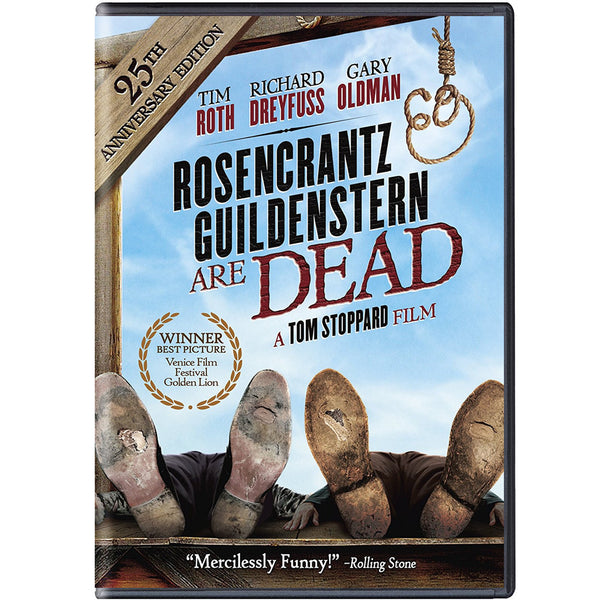 Rosencrantz & Guildenstern Are Dead - 1990 - DVD