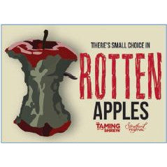 Rotten Apples Magnet