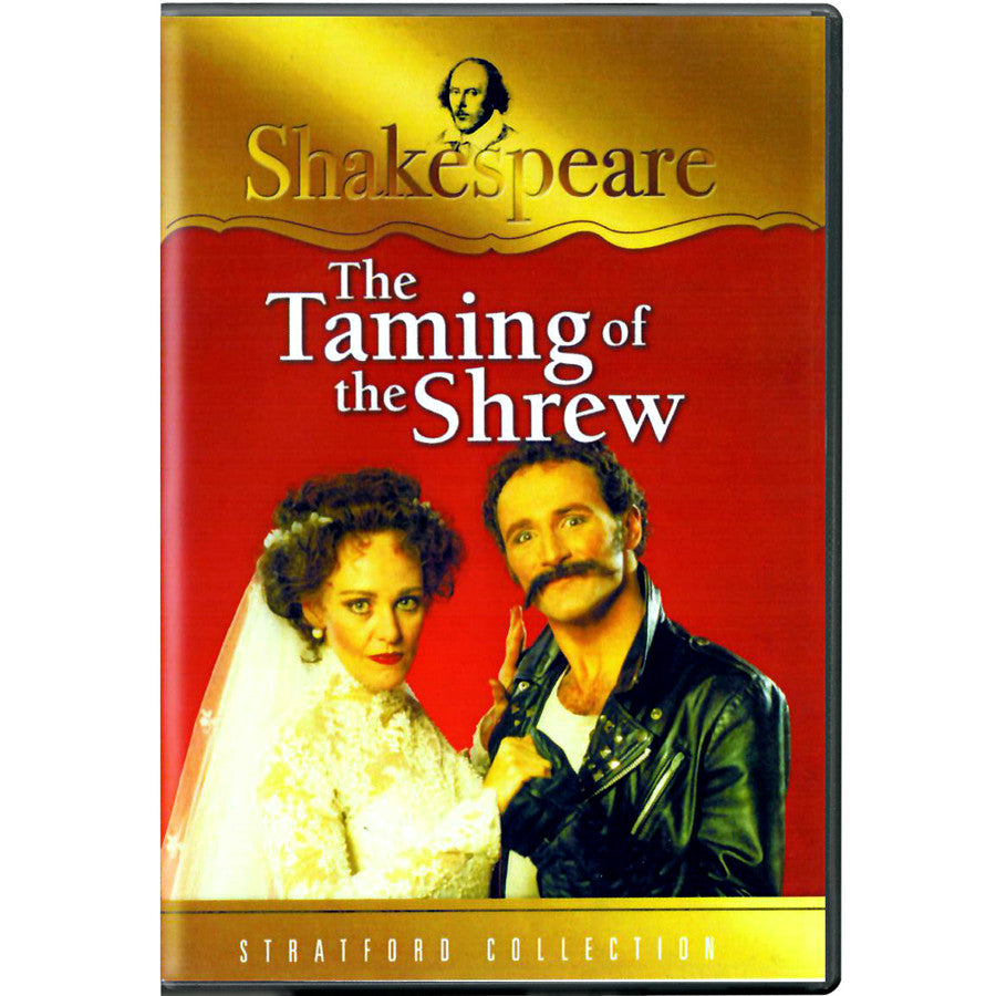 Taming Of The Shrew - 1988 - DVD