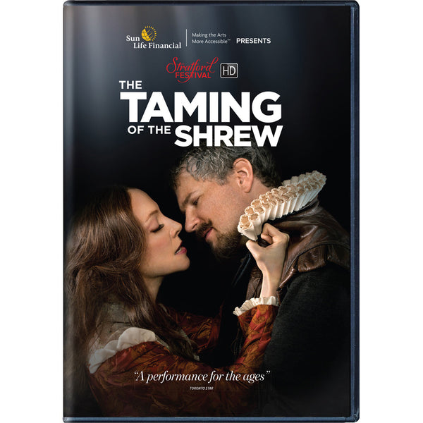 Taming of the Shrew - 2015 - DVD/Blu-Ray