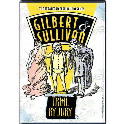 Trial By Jury - 1962 - DVD