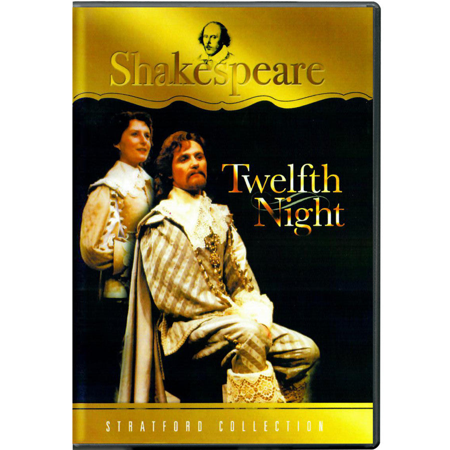 Twelfth Night - 1986 - DVD